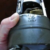 ガソリンストーブ M1950 2種