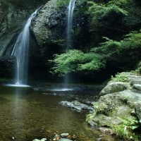10月26日 月待の滝初秋