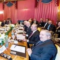 トルコはアレッポーに国際支援団を送ることを提案した