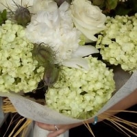花贈り(^_^;)