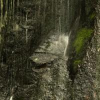 6月24日  岩清水滝