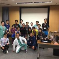 第二回腹腔鏡下手術と身体操作の研究会 in 大阪中央病院