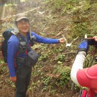 2017年5月17日 大峰・百合ヶ岳(大所山)はシャクナゲと新緑で極楽気分!