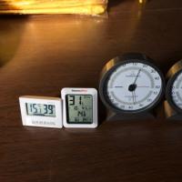 温湿度計の精度誤差