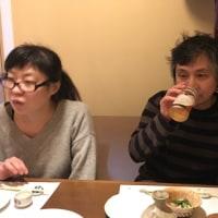 気の合う友人達に誕生日会してもらいました。