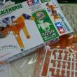 山口県少年少女発明クラブ交流会のため、事前に工作物を試作