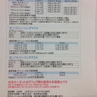 1/28(土)は新春ナイトレースDD&TUです♪