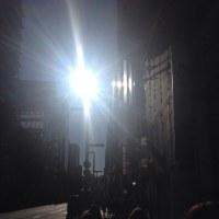 銀座14:00。シリウスの太陽