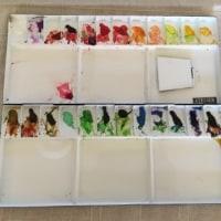 長野県大人お絵描き教室、無事終了!次回は2月11日。