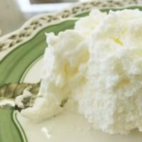 チーズケーキ、白らら!!