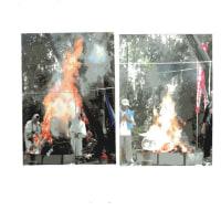 ゼロ磁場 西日本一 氣パワー・開運引き寄せスポット 6月の護摩炎は総出現(6月12日)