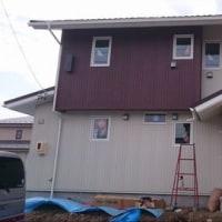 駒ヶ根で新築やってます。