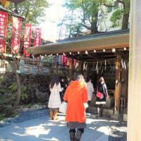 東京大神宮 参拝