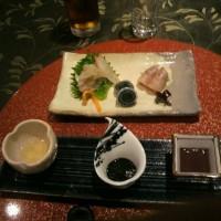 和食をいただきました