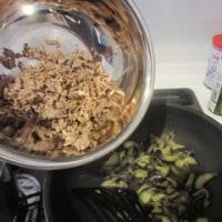 月末の料理:はるみジャム、魚のクリーム煮、ウイークエンド(レモンケーキ)など