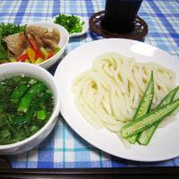 暑い日となりました💦 夕食♪