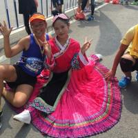 2016貴州鎮寧黄果樹国際ハーフマラソン
