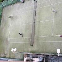 テニス、温泉合宿