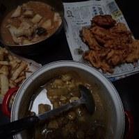 今日の料理!
