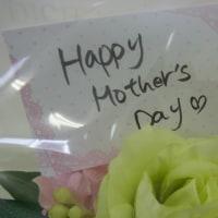 母の日のプレゼント in 臨時直売所