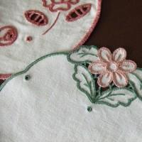 刺繍 カットワーク1ー4