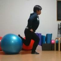 ゴルフ【パワー&バランス】お尻のトレーニング
