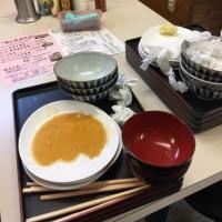 お客様の忖度に支えられている竹茂食堂。今日も通常営業です。