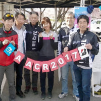 """■初開催!人気の""""桜""""AACR2017「前日受付」へ。 ~ 桜のアルプスあづみのセンチュリーライド《前日編》 ~"""