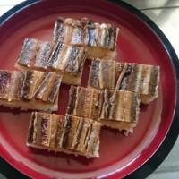 今日のお昼御飯❤穴子寿司