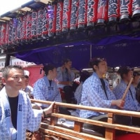 インドネシア人と浅草三社祭り