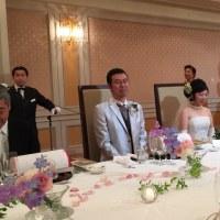 電撃結婚!!