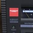 ドライブレコーダーの変な画面