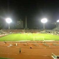 Jリーグ:名古屋対新潟@瑞穂陸上競技上