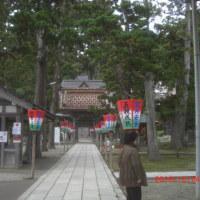 湯野浜電鉄、懐かしいな~・・・善寳寺