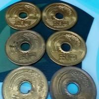 ★五円硬貨は、一匁(もんめ)!