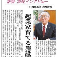 作州の首長新春インタビュー