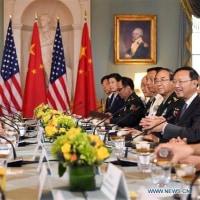 米中閣僚級「外交・安全保障対話」で、米国、対北朝鮮で中国に不満!