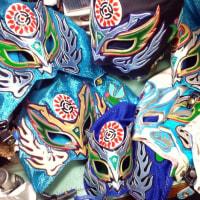 マスク製作の方は・・・(^^ゞ