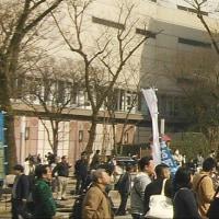 強行採決から半年 福岡県全域で反安保アクション!