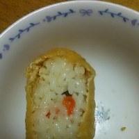 簡単いなり寿司/たいまん式