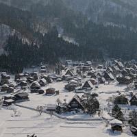 世界遺産・雪降る白川郷 27