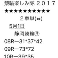 5/1 静岡競輪③
