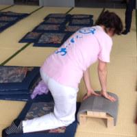 月例練習会、山梨大の「ダウン症フォーラム」に焦点を当てて練習