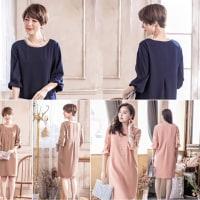 憧れのドレスやカラードレスなどラインナップも充実しており、サイズも幅広く取り揃えています