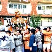 熊野さんの祭りでい!。