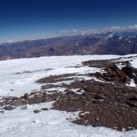 アコンカグア山旅2012年パート7