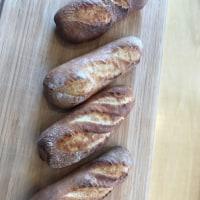 ソフトフランスパン・メロンパン