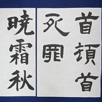 暁霜秋一籬