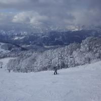 スキージャム勝山2泊3日