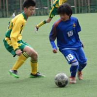 春季サッカー交流会in石川。